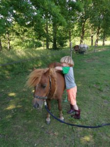 pony pret dag 25 april